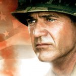 Mel Gibson in We Were Soldiers