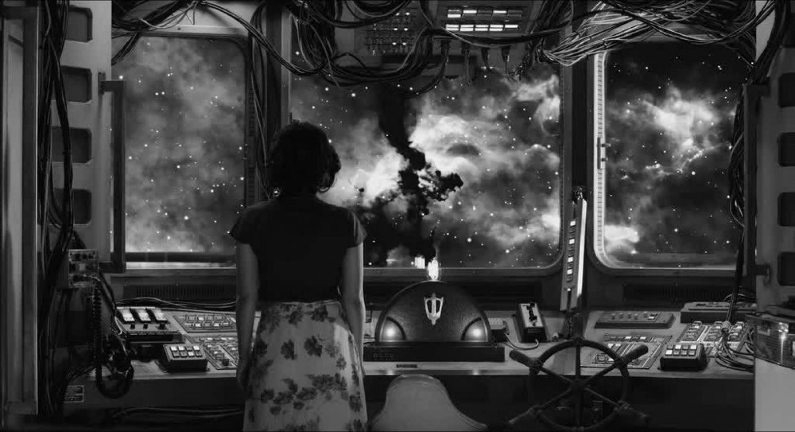 Nello spazio di The Whispering Star