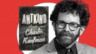 La cover di Antkind di Charlie Kaufman. In USA pubblicato da Penguin