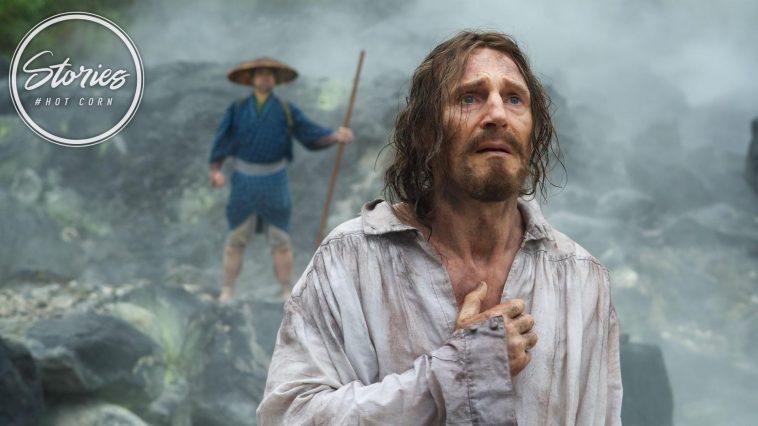 Liam Neeson in Silence