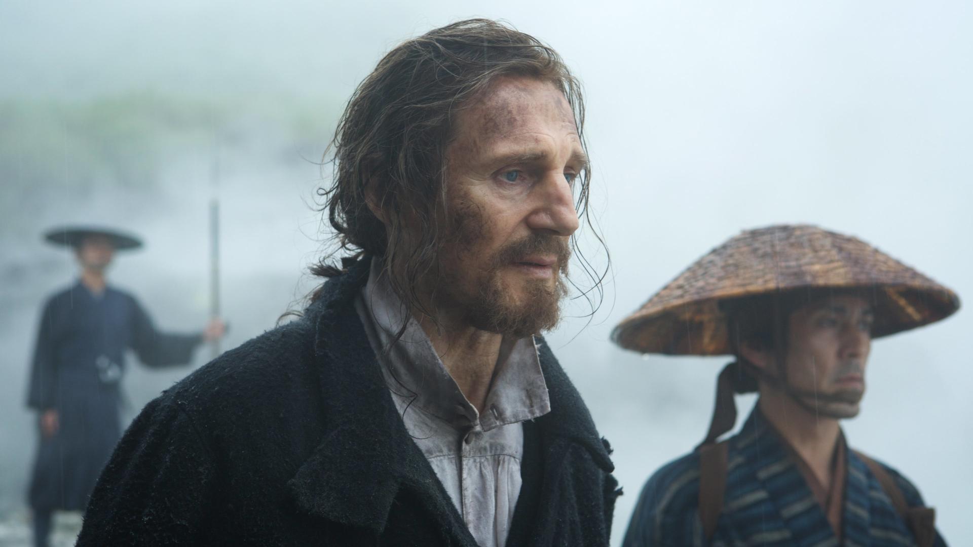 Liam Neeson è Padre Cristóvão Ferreira in Silence