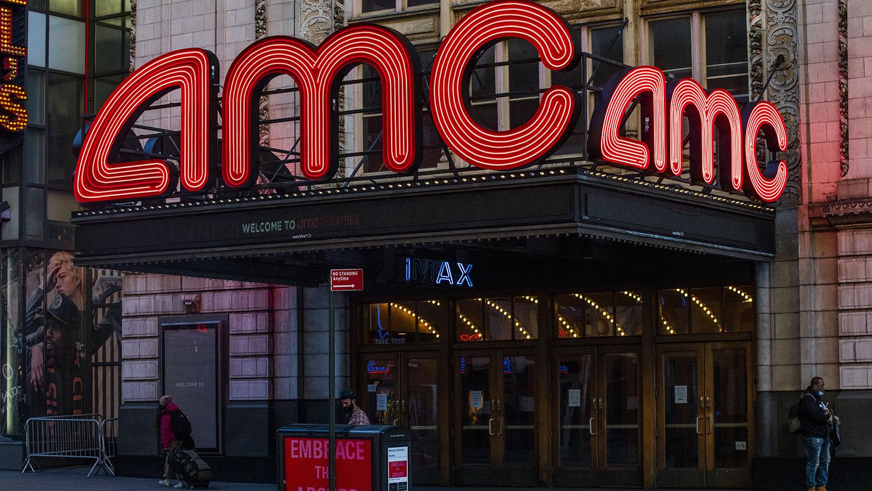 L'AMC Theater di Times Square