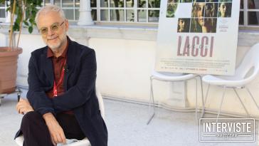 Daniele Luchetti all'Hotel Hungaria di Venezia. Foto Credits: Jessica Zufferli