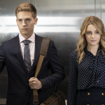 Hero Fiennes Tiffin e Josephine Langford in After 2