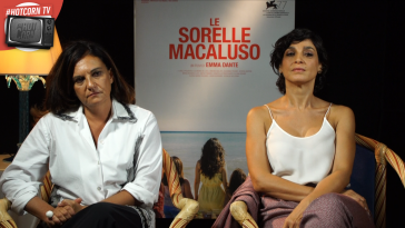 Emma Dante e Donatella Finocchiaro raccontano le Sorelle Macaluso