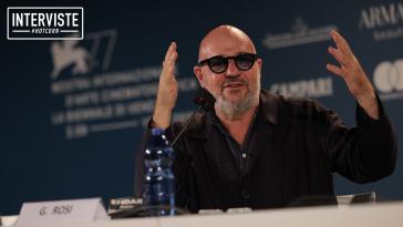 Gianfranco Rosi a Venezia 77 con Notturno