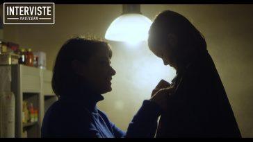 Elena Arvigo e Greta Buttafava in Zombie di Giorgio Diritti