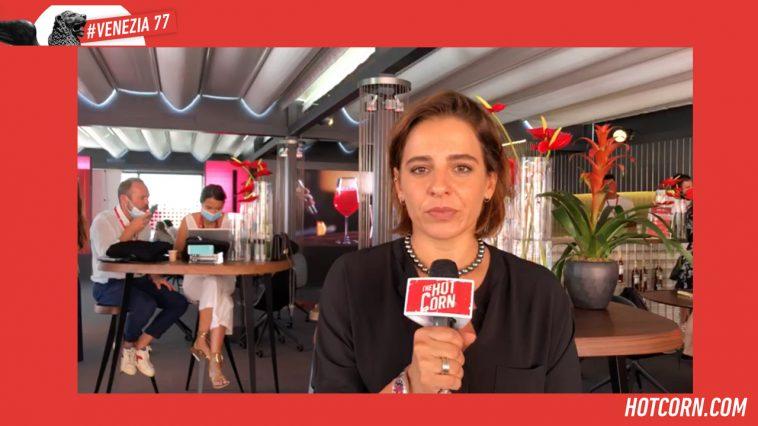 Arianna Mattioli racconta il suo corto Giorgio