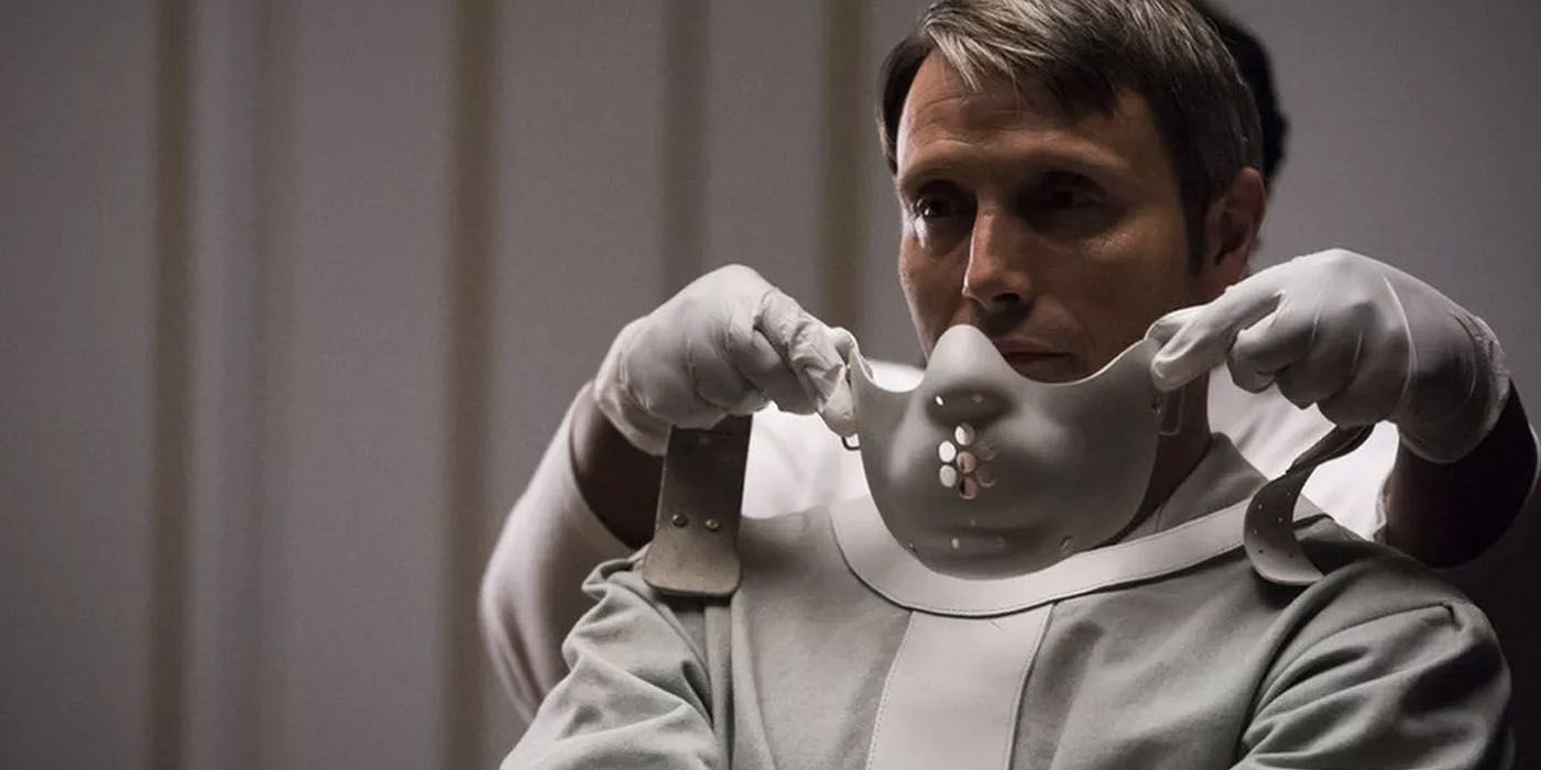 Mads Mikkelsen nel ruolo di Hannibal Lecter in 'Hannibal'