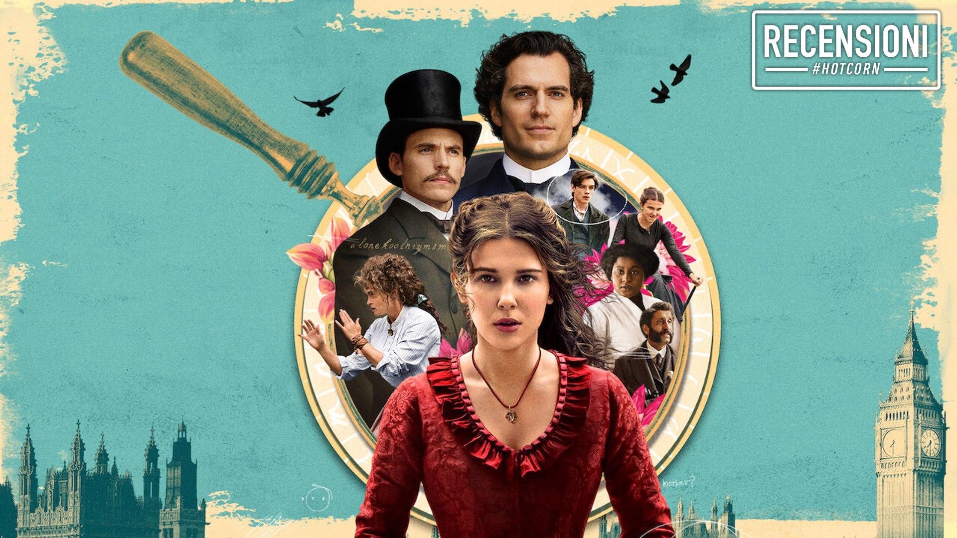 Enola Holmes | Millie Bobby Brown, Sherlock e l'ottimo inizio di una ...