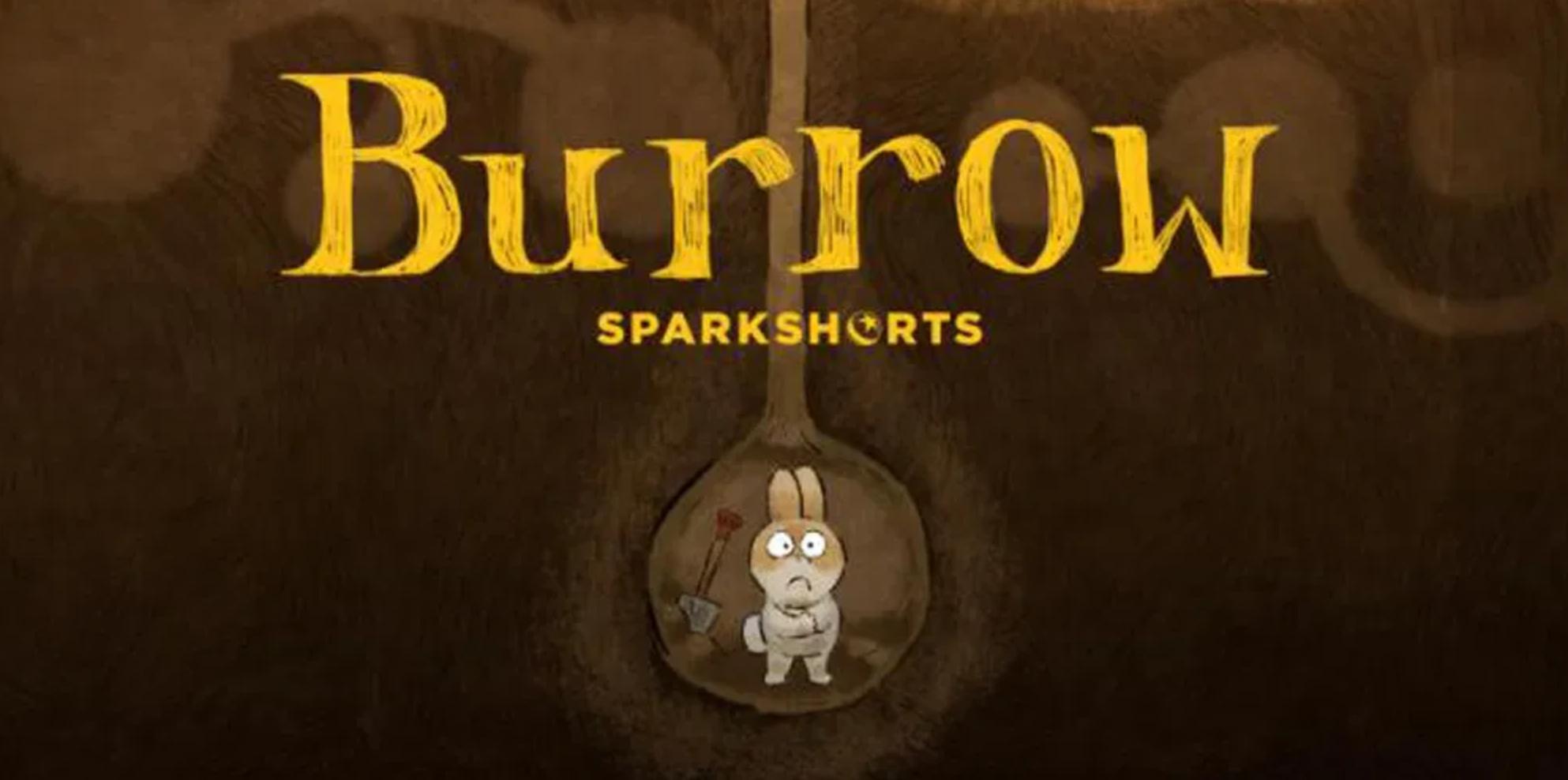 Il piccolo protagonista di Burrow