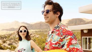Andy Samberg e Cristin Miliotti in Palm Springs