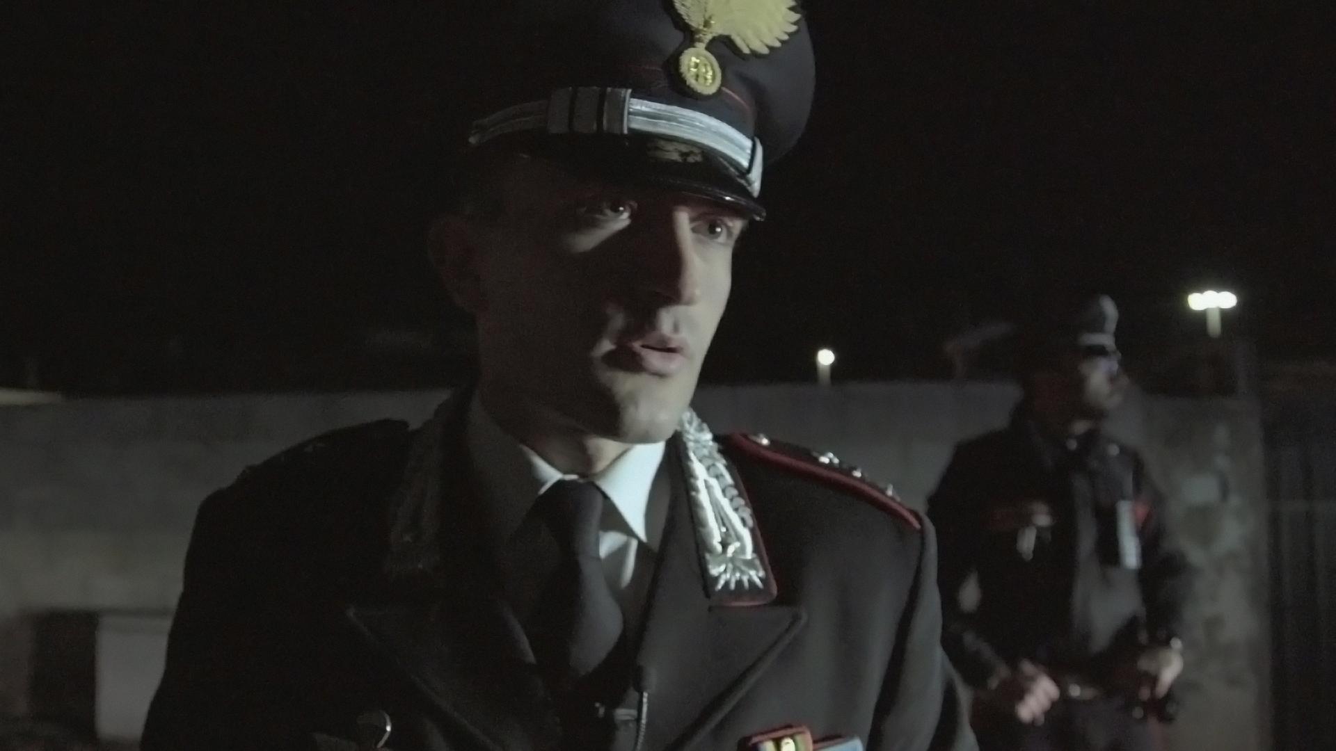 Il Capitano Giovanni De Lise, una delle testimonianze del documentario
