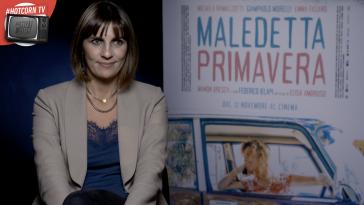 Elisa Amoruso racconta Maledetta Primavera