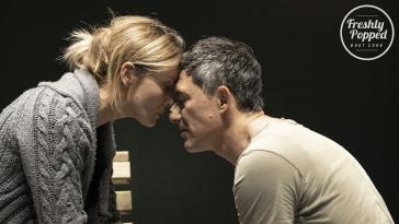 Lucia Mascino e Filippo Timi in Promenade de Santè al Teatro Parenti