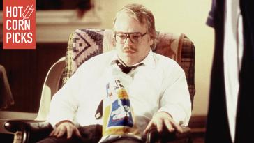 Philip Seymour Hoffman in La Doppia Vita di Mahowny