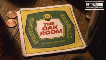 Uno dei dettagli di The Oak Room