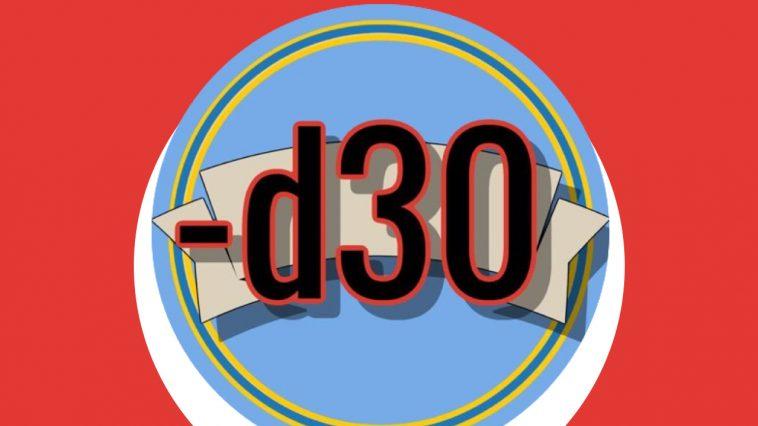 Il logo di Meno di Trenta