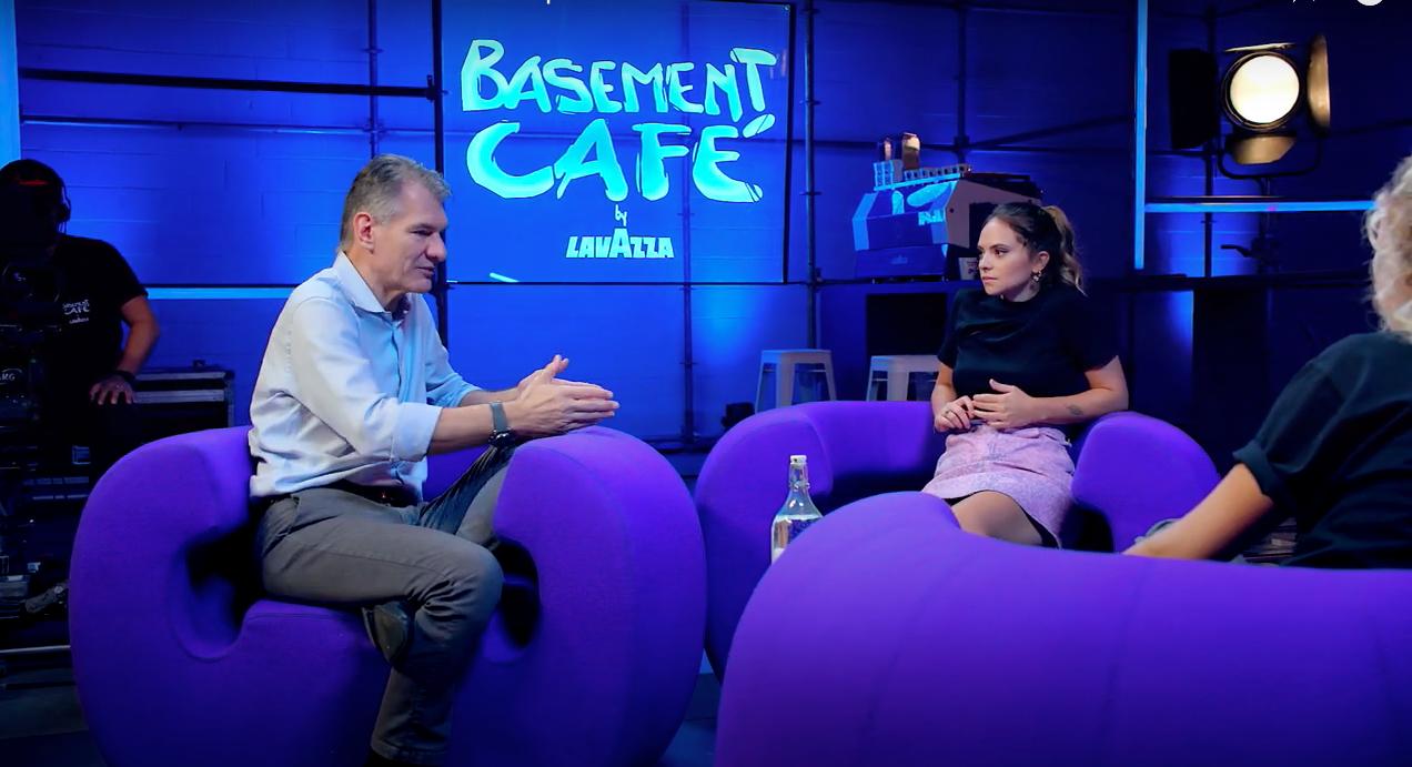 basement café