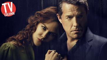 Nicole Kidman e Hugh Grant in The Undoing