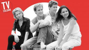 Jen, Dawson, Pacey, Joey: Dawson's Creek