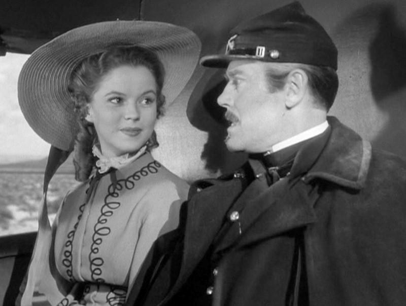 Shirley Temple e Henry Fonda