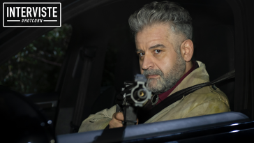 Fortunato Cerlino in Bastardi A Mano Armata