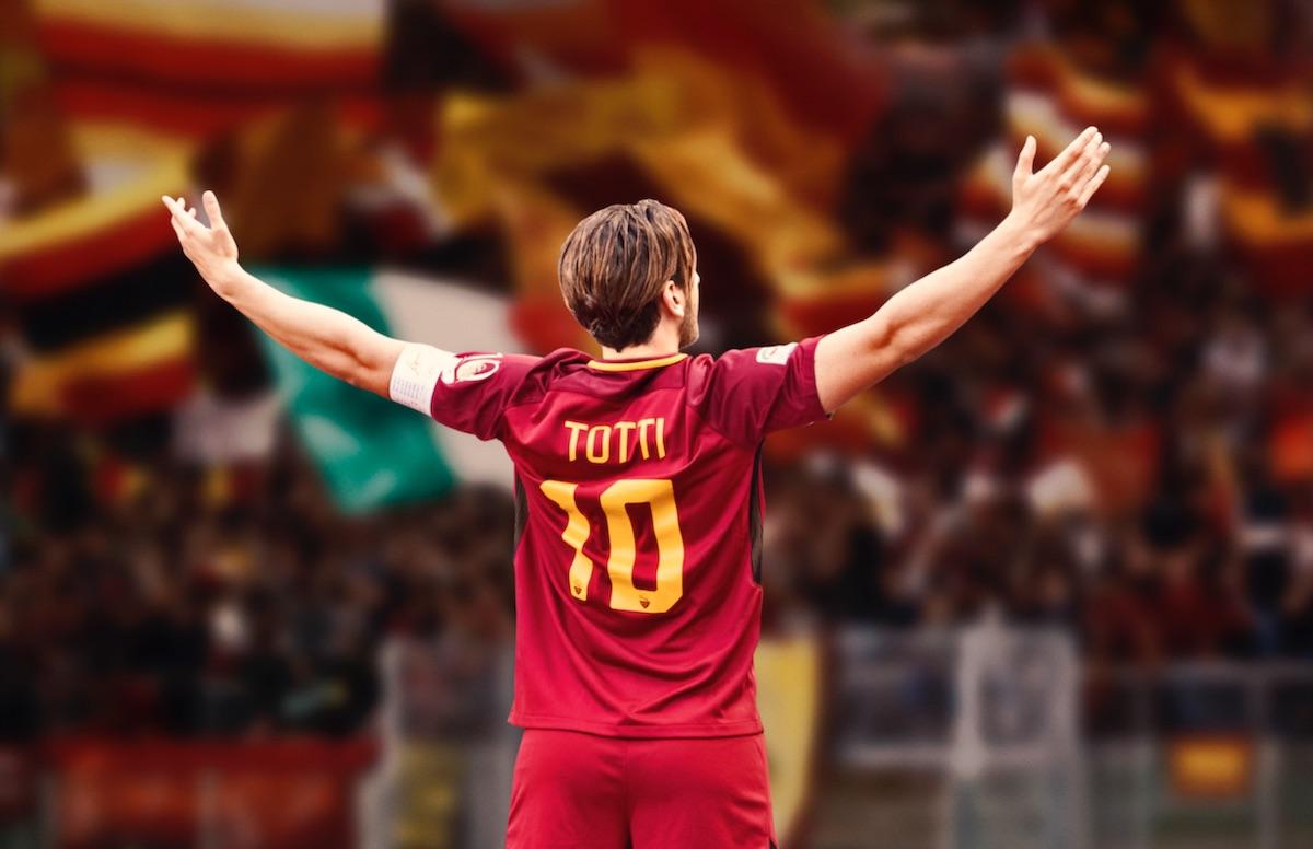Pietro Castellitto è Francesco Totti