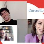 Eduardo Scarpetta e Ludovica Martino raccontano Carosello Carosone