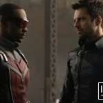 Falcon/Sam Wilson (Anthony Mackie) e Winter Soldier/Bucky Barnes (Sebastian Stan)