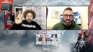 Malcolm Spellman racconta The Falcon and The Winter Soldier