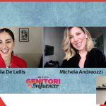 Giulia De Lellis e Michela Andreozzi raccontao Genitori vs Influencer