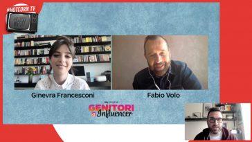Ginevra Francesconi e Fabio Volo raccontano Genitori vs Influencer