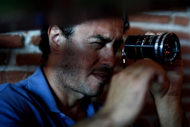 2008: Garrone prepara le inquadrature di Gomorra