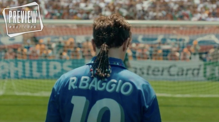 il divin codino, film su Roberto Baggio