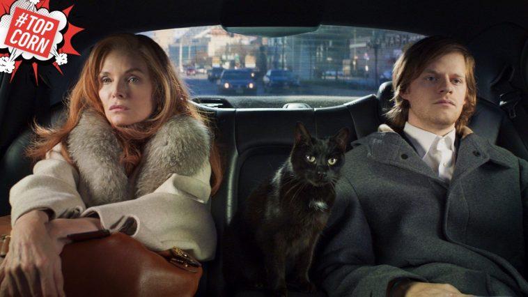 Michelle Pfeiffer e Lucas Hedges in Fuga a Parigi (French Exit)
