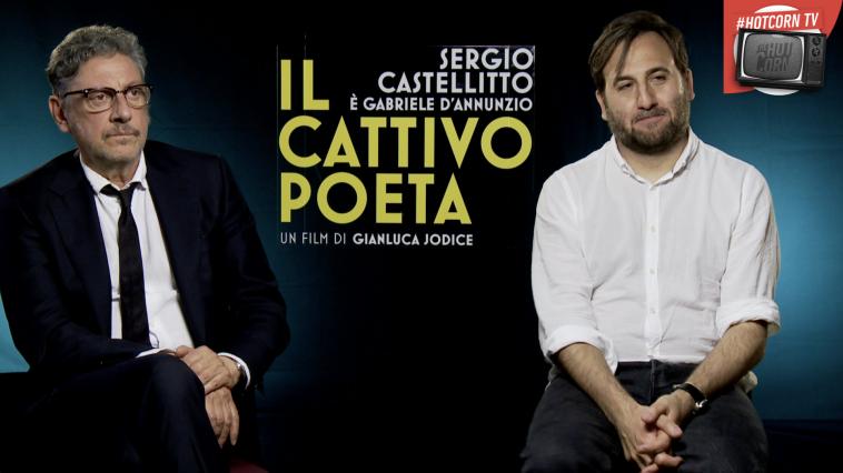 Sergio Castellitto e Gianluca Jodice raccontano Il Cattivo Poeta