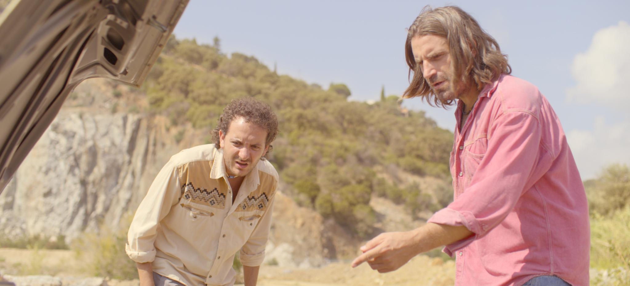 David Marsais e Grégoire Luding in Mandibules