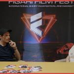 Matteo Martari intervistato al Figari Film Fest