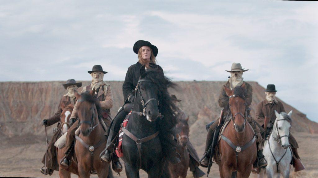 Savage State: un western al femminile