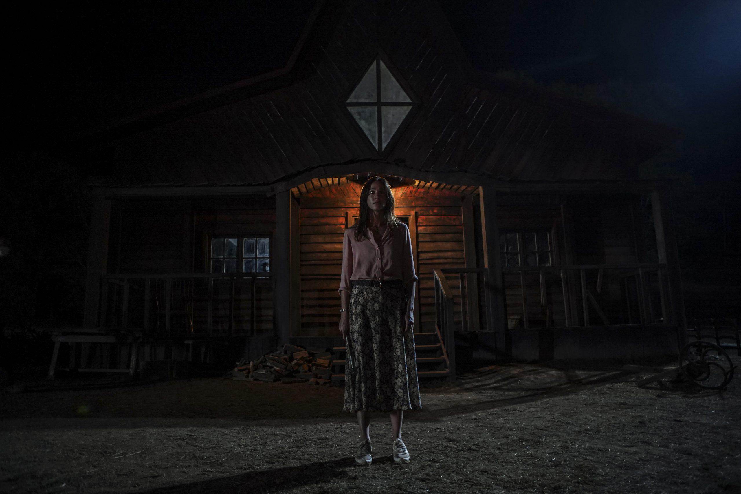 Matilda Luz in A Classic Horror Story