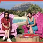 Ludovica Francesconi intervistata all'Hot Corn di Tavolara dalla nostra Manuela Santacatterina