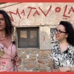 Geppi Cucciari intervistata all'Hot Corner di Tavolara dalla nostra Manuela Santacatterina