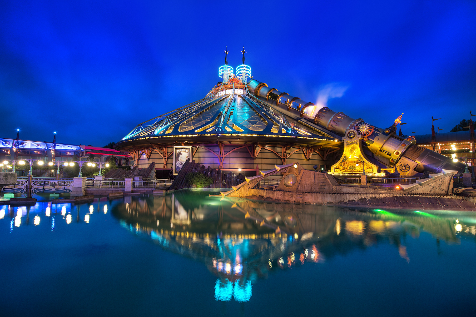 Lo Space Mountain