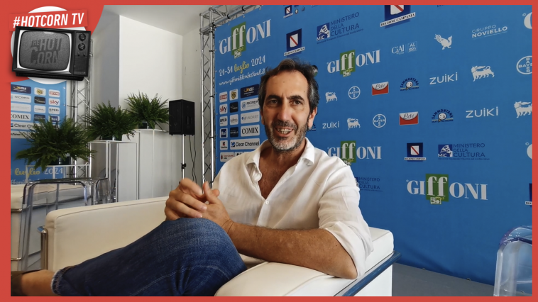 Paolo Calabresi intervistato da Hot Corn