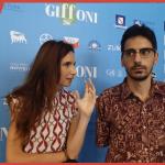 Emanuela Fanelli e Valerio Lundini intervistati da Hot Corn