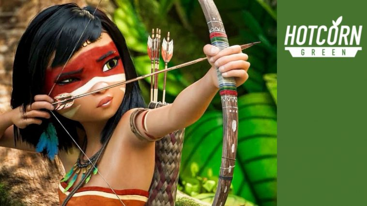 ainbo - spirito dell'amazzonia