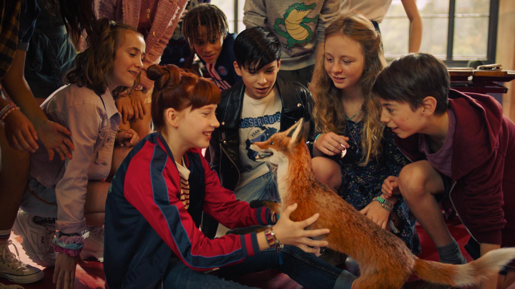 School of Magical Animals, tra i film di Adler 2021