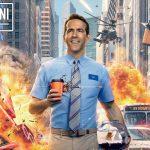 Ryan Reynolds nel banner di Free Guy