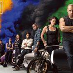 I protagonisti di Fast & Furious 9 - The Fast Saga